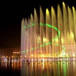 洛阳激光喷泉